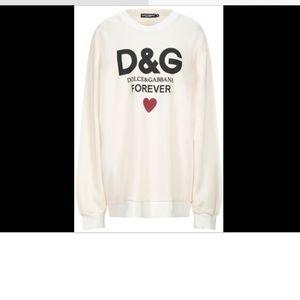 🔥SALE!!! Dolce and Gabbana sweatshirt